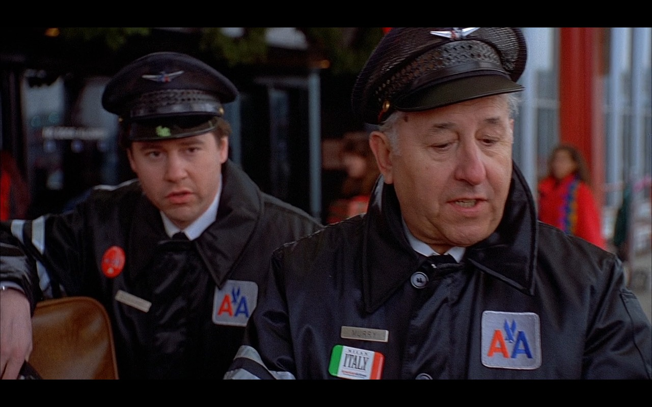 American Airlines –  Home Alone 2: Lost in New York (1992) - Movie Product Placement