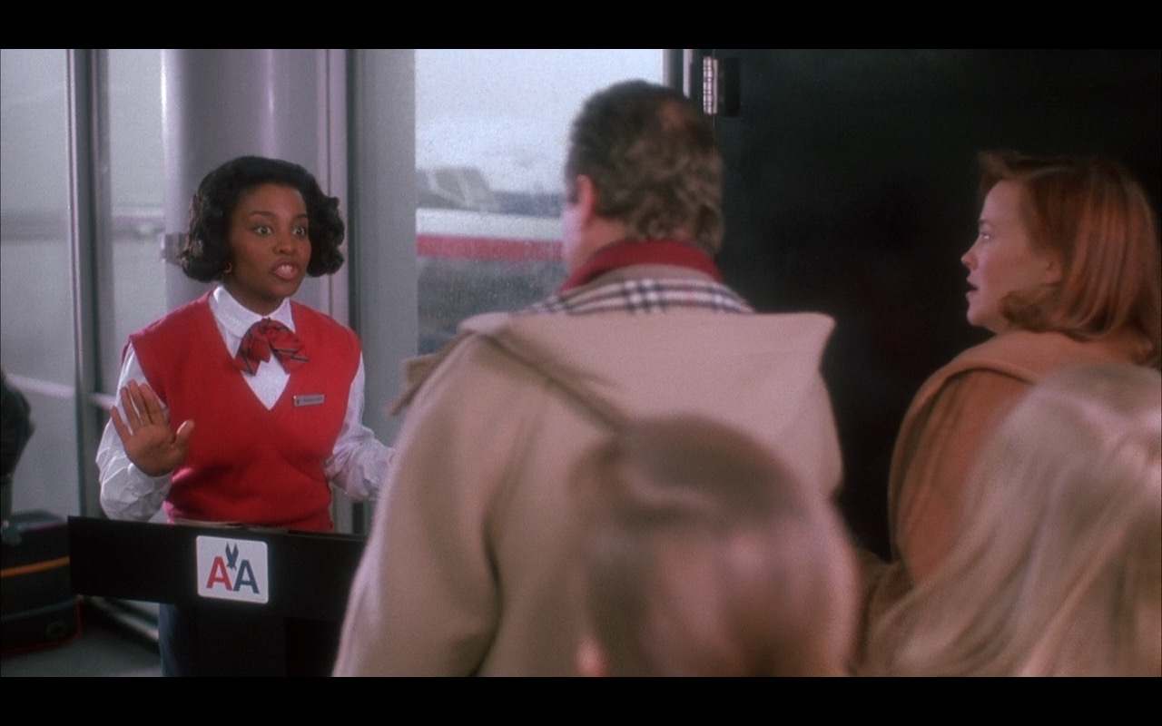 American Airlines - Home Alone (1990) - Movie Product Placement