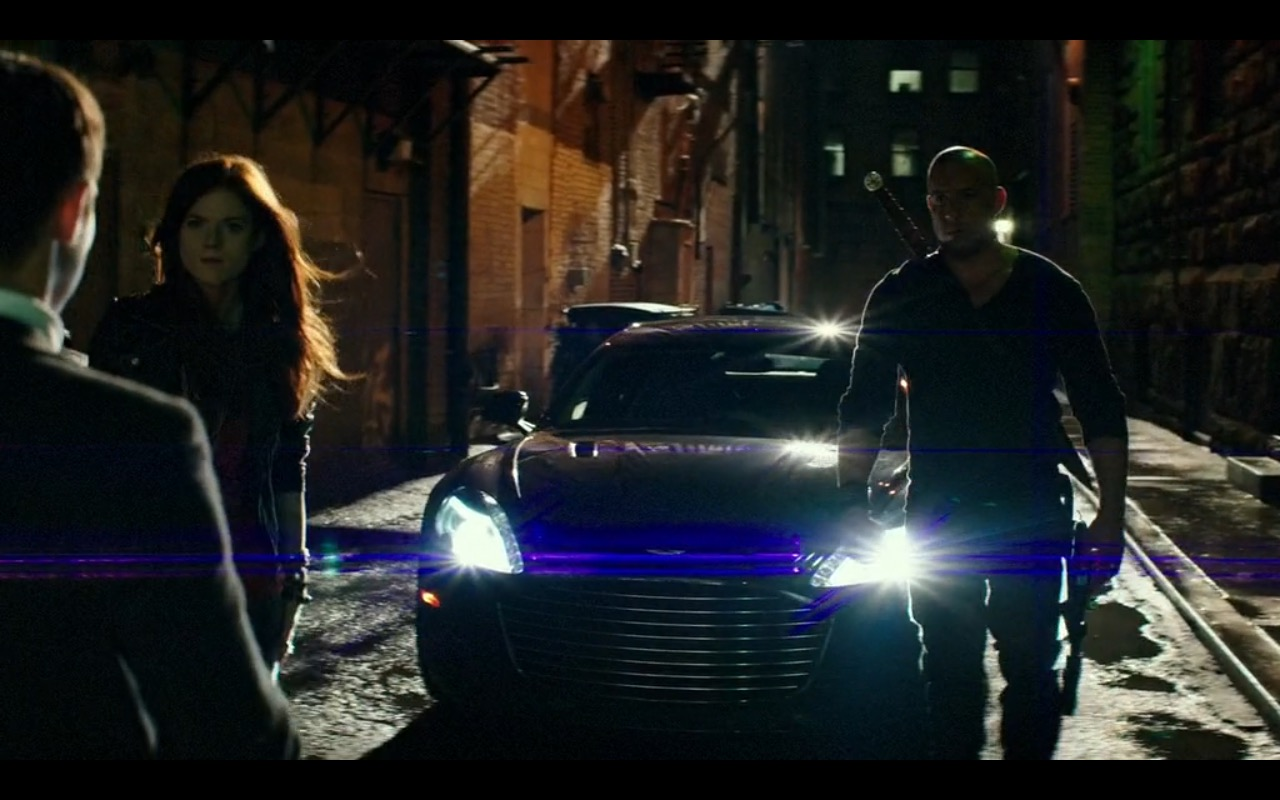 Aston Martin Rapide S - The Last Witch Hunter (2015) - Movie Product Placement