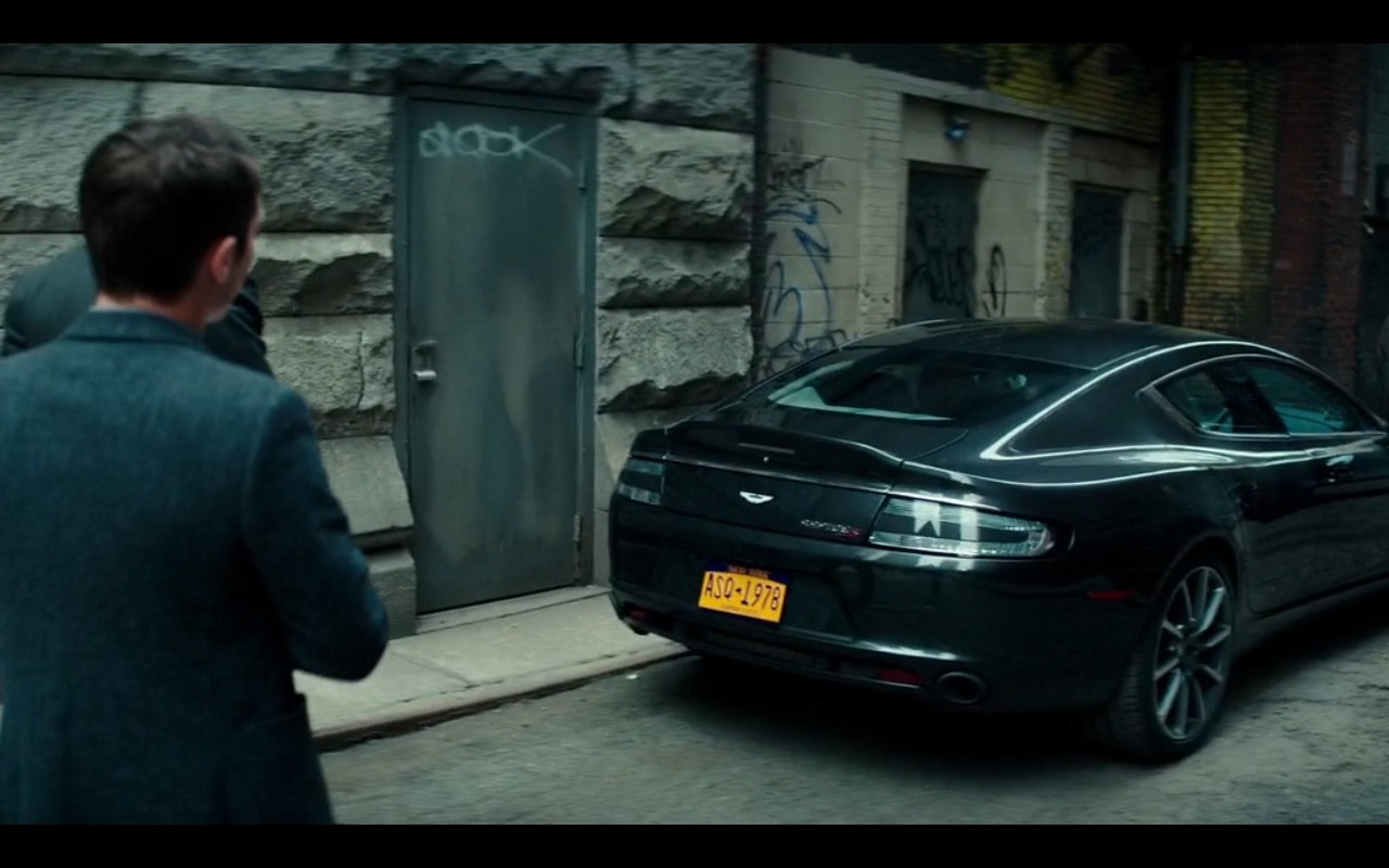 Aston Martin Rapide S – The Last Witch Hunter (2015) Movie