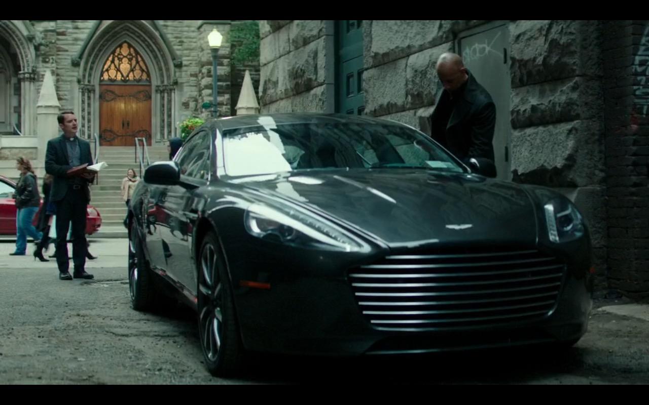Aston Martin Rapide S The Last Witch Hunter 2015 Movie