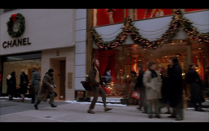 Chanel – Home Alone 2 Lost in New York 1992