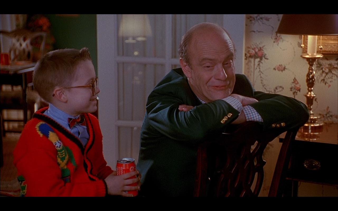 Coca Cola Home Alone 2 Lost In New York 1992