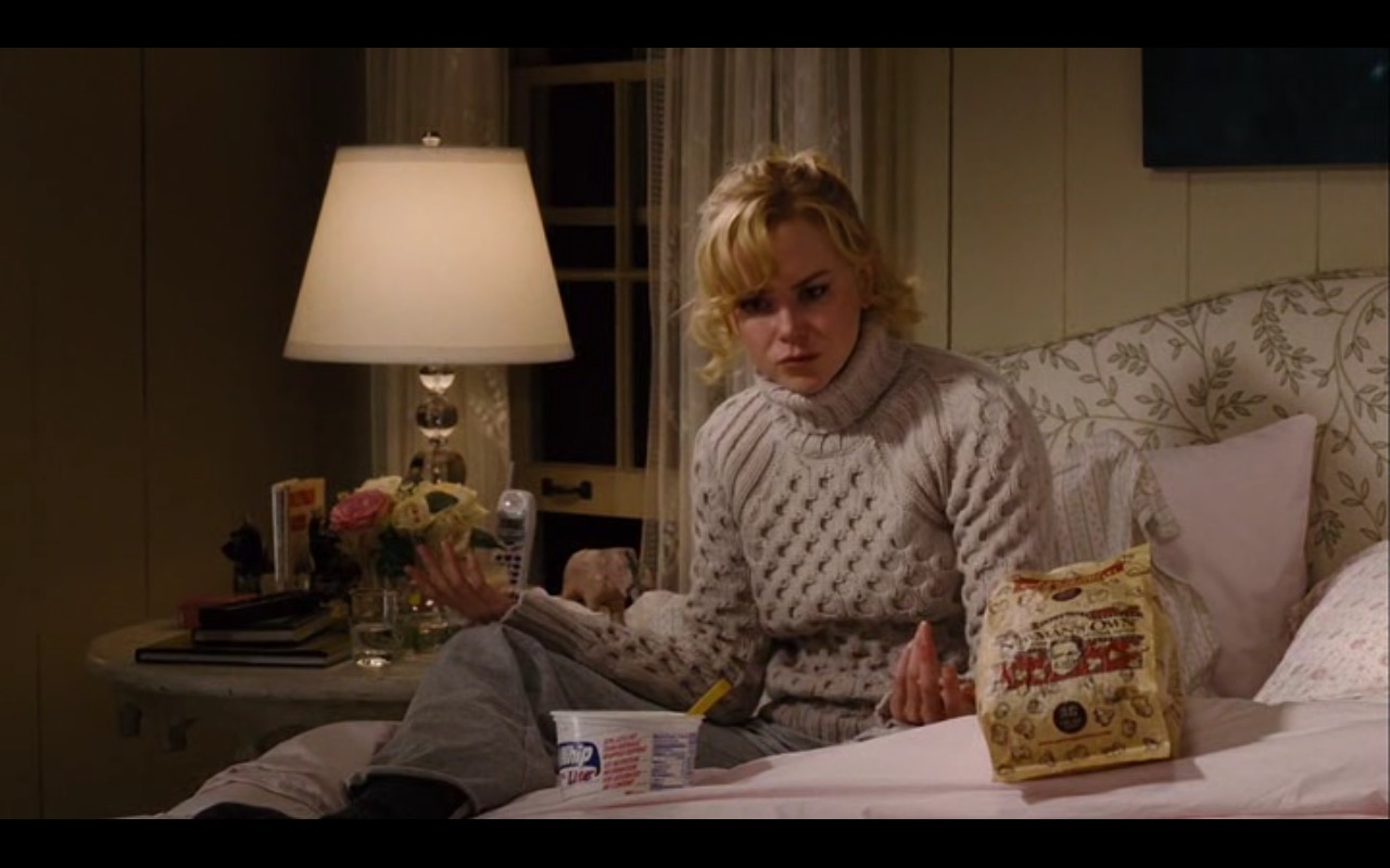 Cool Whip and Newman's Own Popcorn - Bewitched (2005) - Movie Product Placement