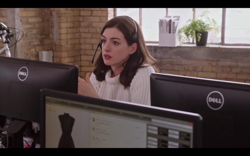 Dell Monitors – The Intern 2015 (1)