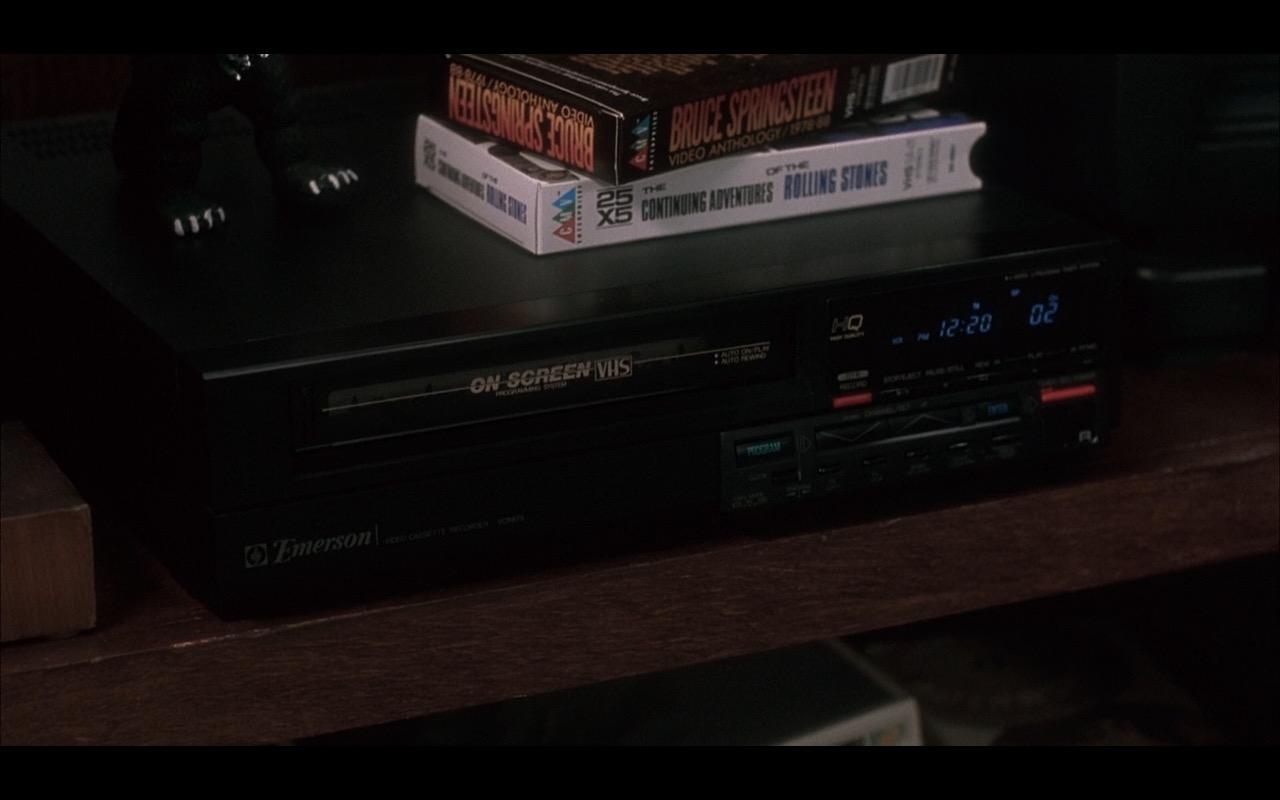Emerson VCR – Home Alone (1990)