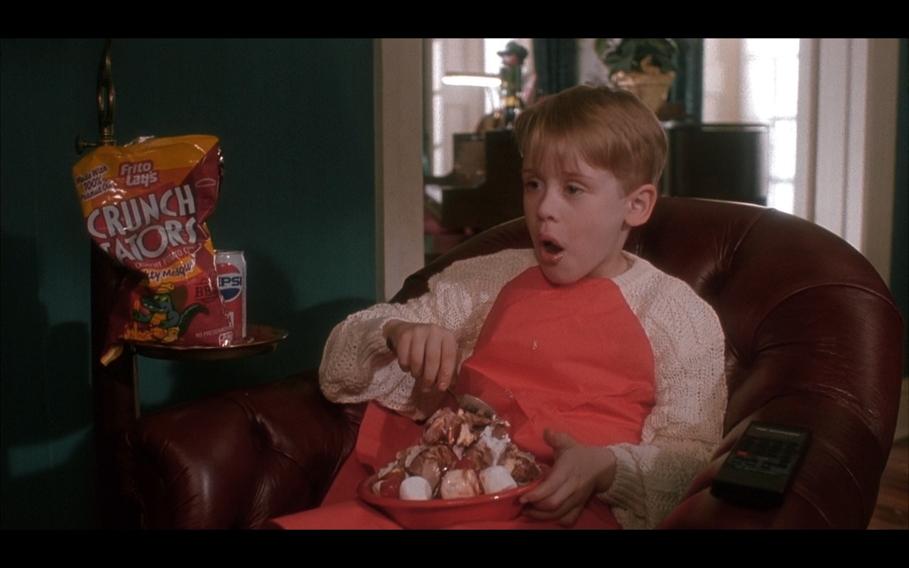 Frito-Lay & Pepsi – Home Alone (1990) Movie