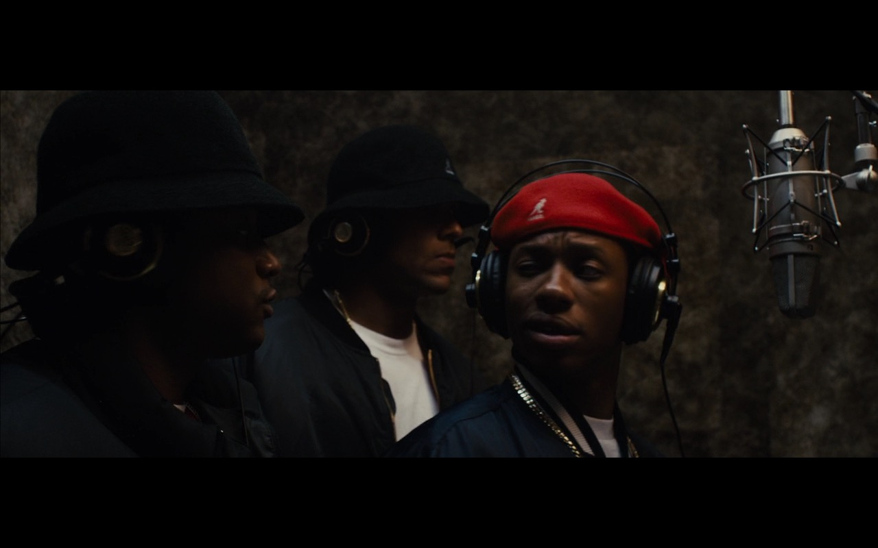 Kangol Hats - Straight Outta Compton (2015) Movie Product Placement