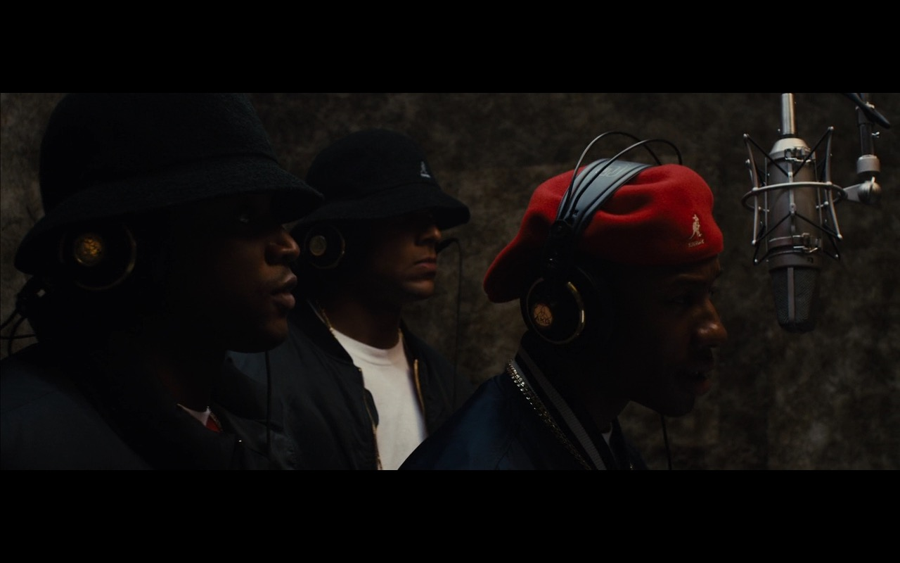 Kangol Hats - Straight Outta Compton (2015) - Movie Product Placement