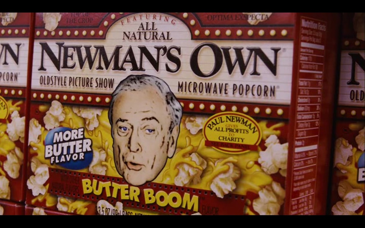 Newman's Own Popcorn – Bewitched 2005 (2)
