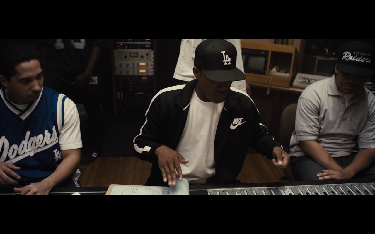 Nike Jacket – Straight Outta Compton (2015) Movie Product Placement