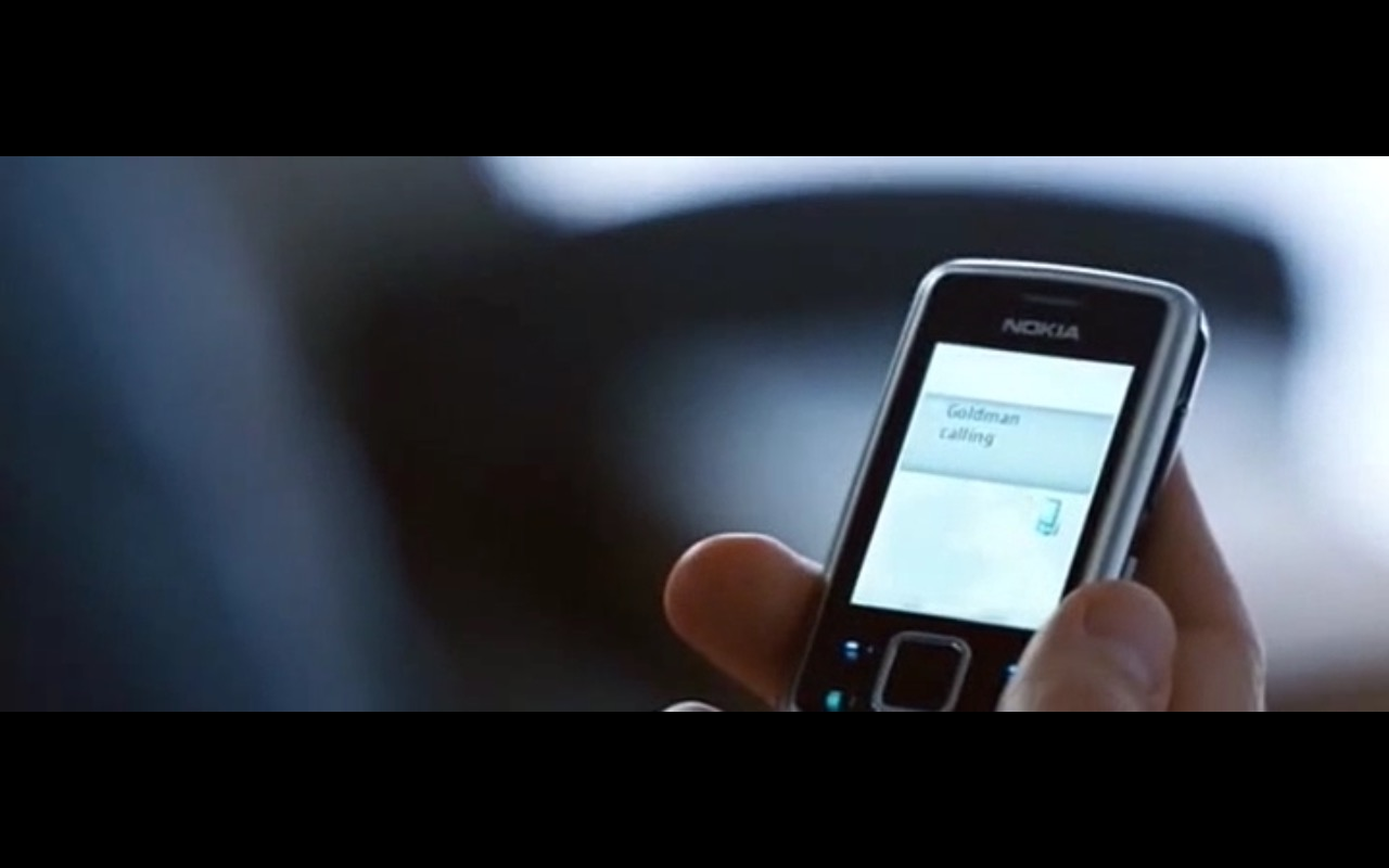 Nokia – The Big Short (2015) - Movie Product Placement