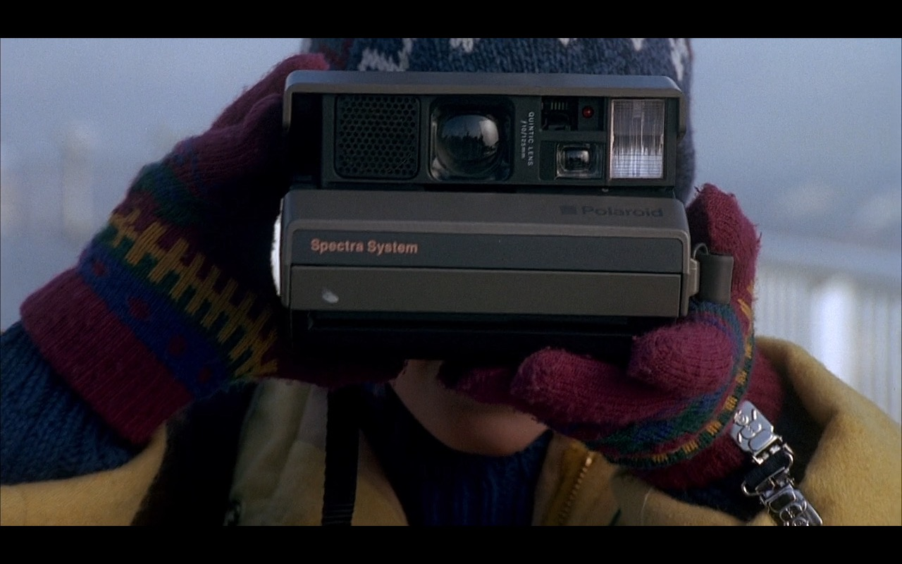 Polaroid Photo Camera – Home Alone 2: Lost in New York (1992) Movie Product Placement