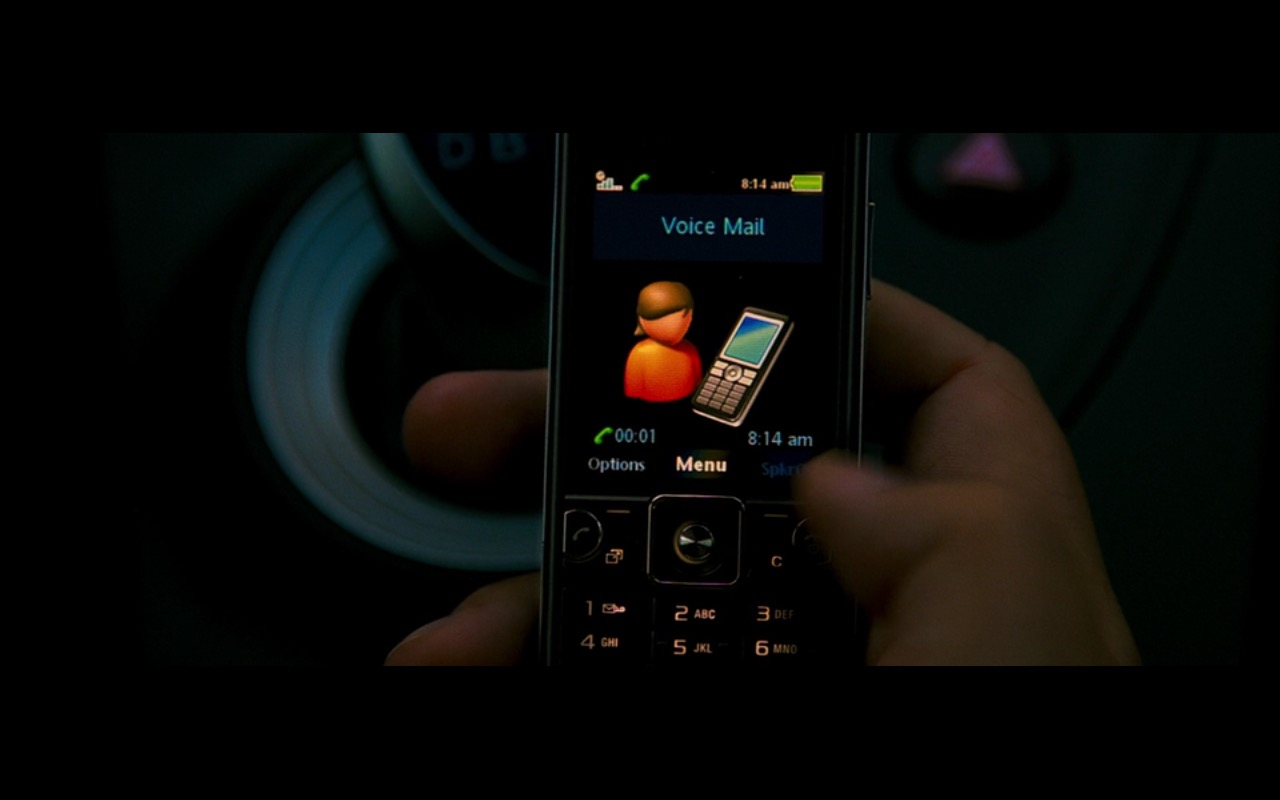 Sony Ericsson Phone - The Other Guys (2010) - Movie Product Placement