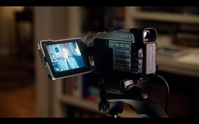 Sony Video Camera – The Intern 2015 (1)