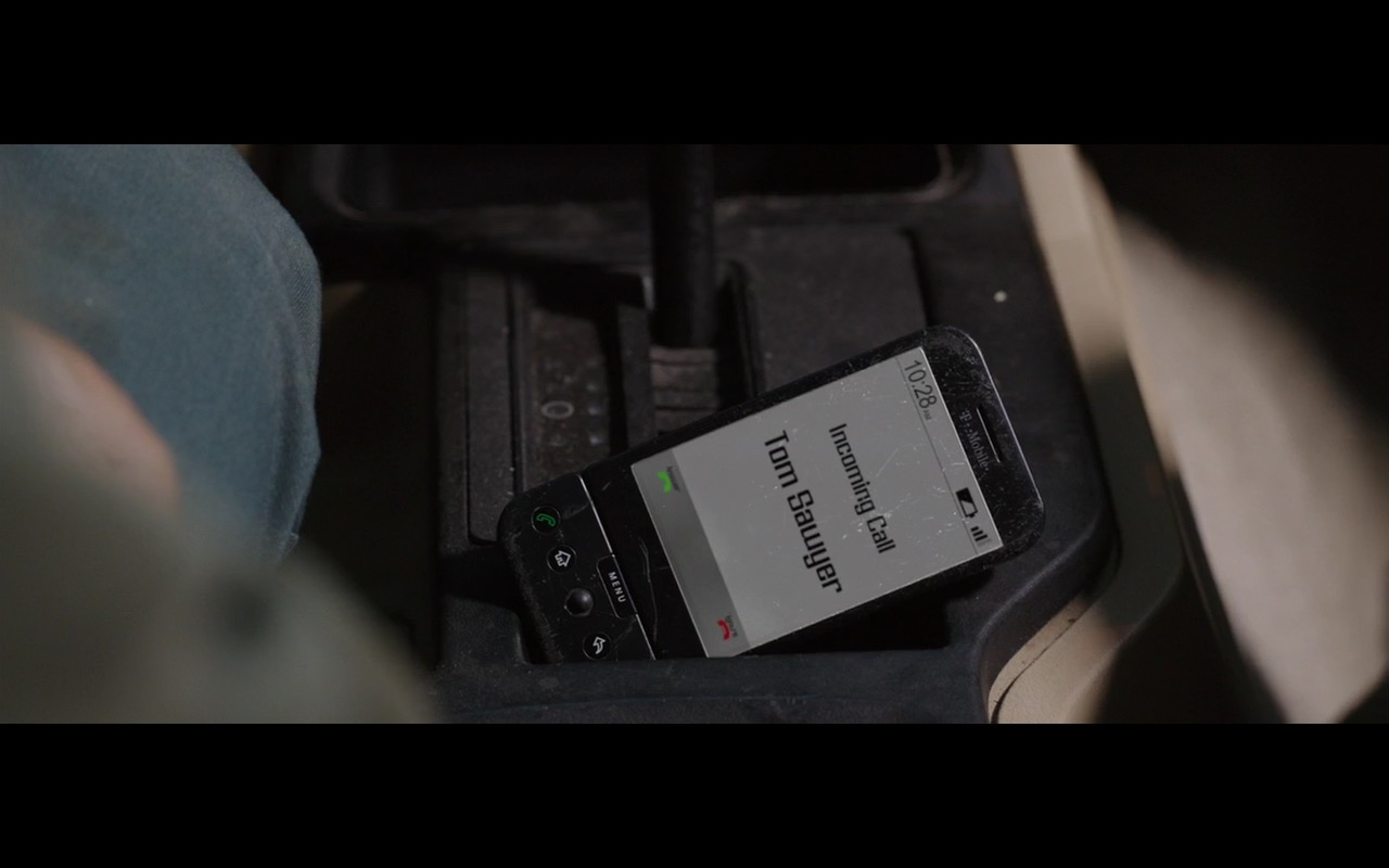 T-Mobile - Band of Robbers (2015) - Movie Product Placement