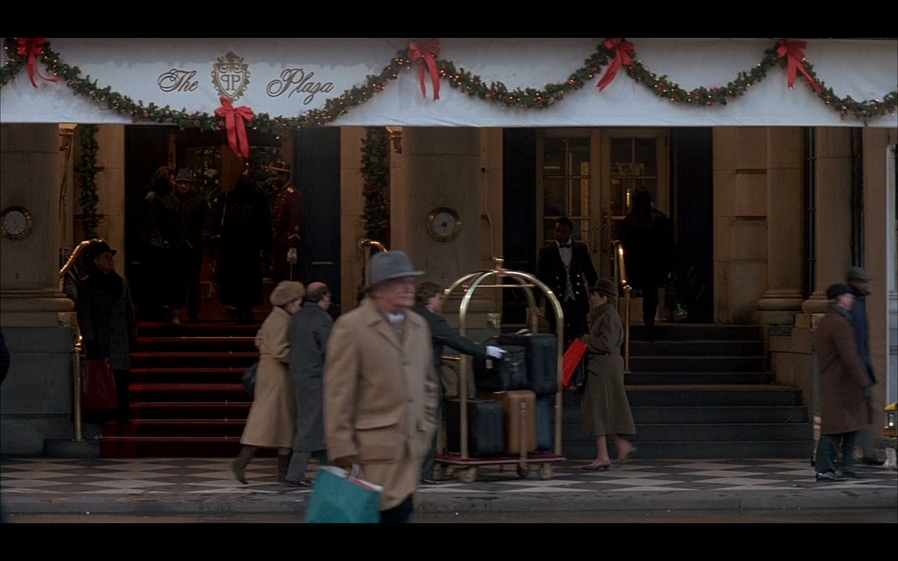 The Plaza Hotel – Home Alone 2: Lost in New York (1992) Hollywood Movie Images