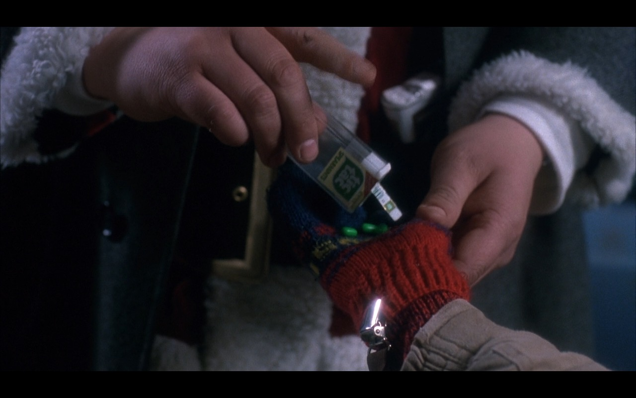 Tic Tac – Home Alone (1990) Movie Product Placement