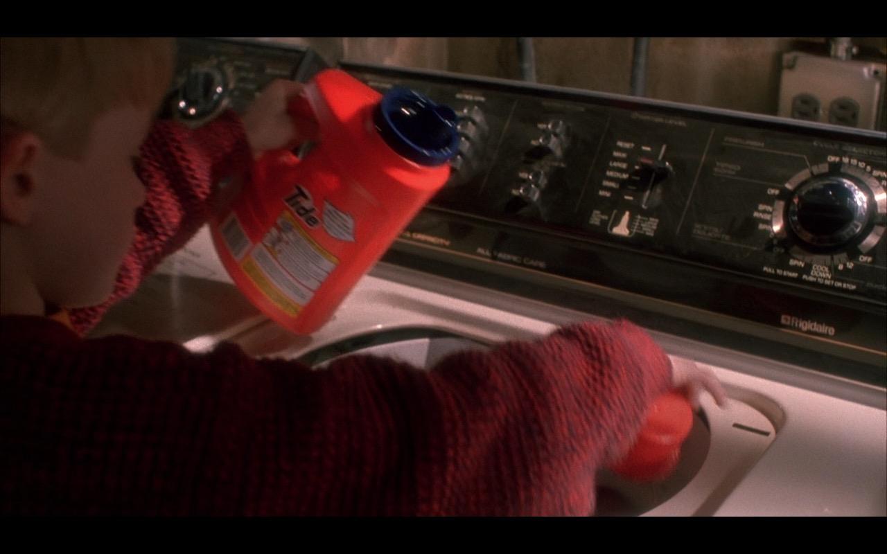 Tide Home Alone 1990 Movie