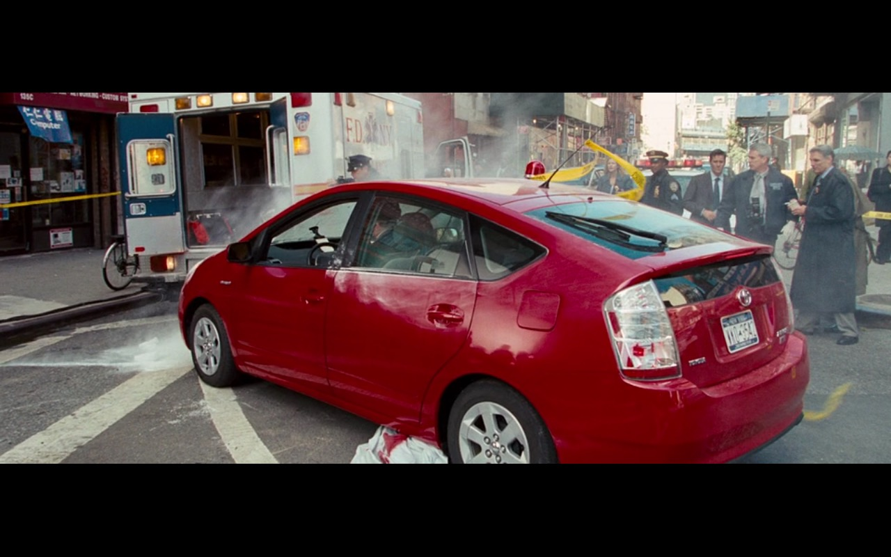 Toyota Prius The Other Guys 2010 Movie