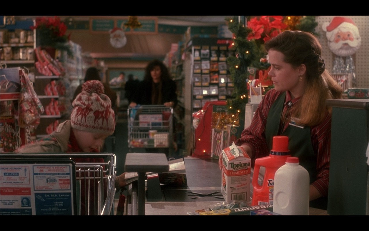 Tropicana and Tide – Home Alone 1990 (3)