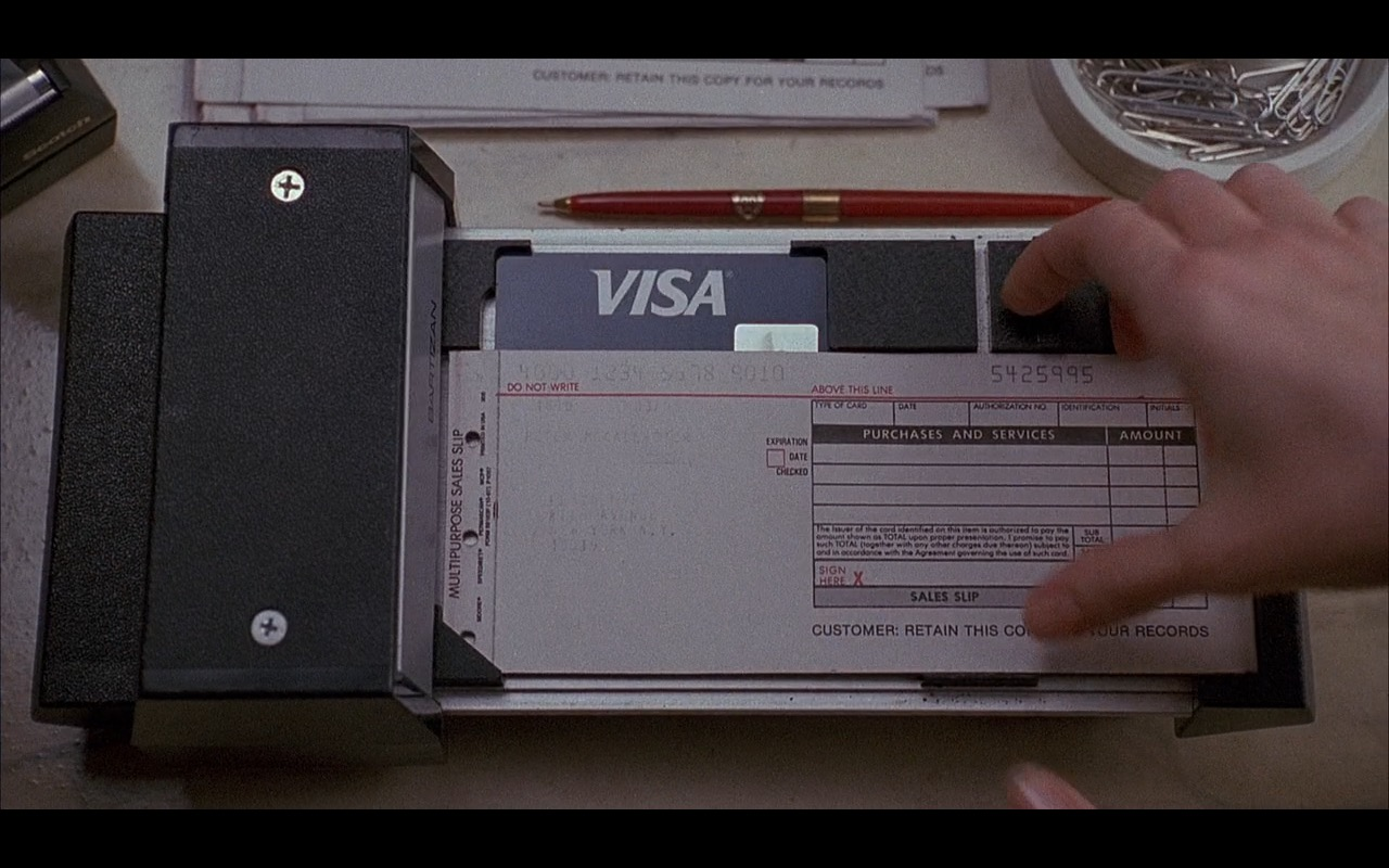 American Express Card Services >> VISA – Home Alone 2: Lost in New York (1992) Movie
