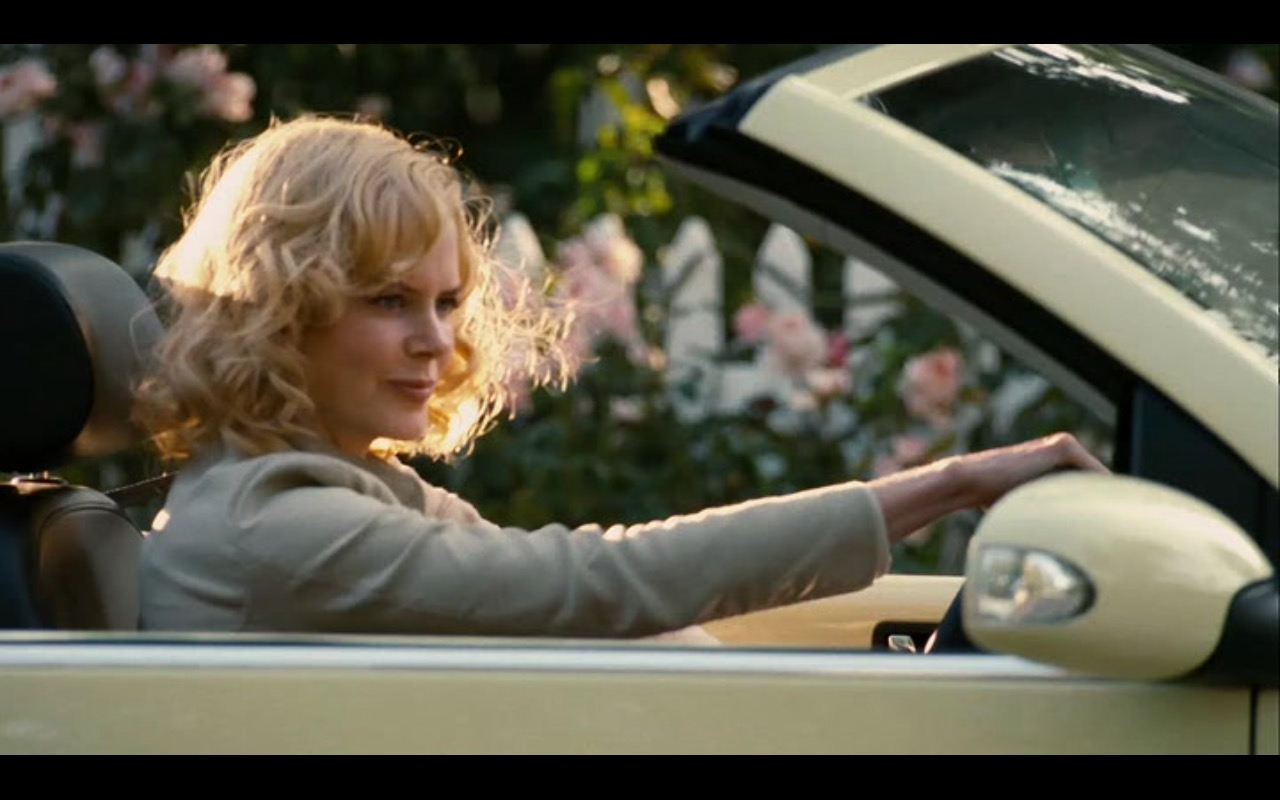 Dodge Challenger Convertible >> VW Beetle - Bewitched (2005) Movie