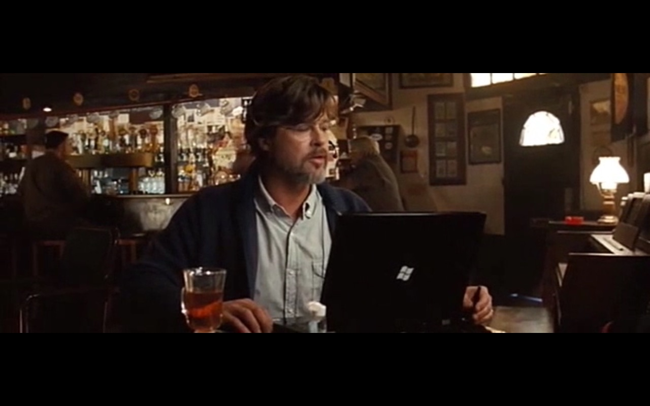 Windows Laptops – The Big Short (2015) - Movie Product Placement