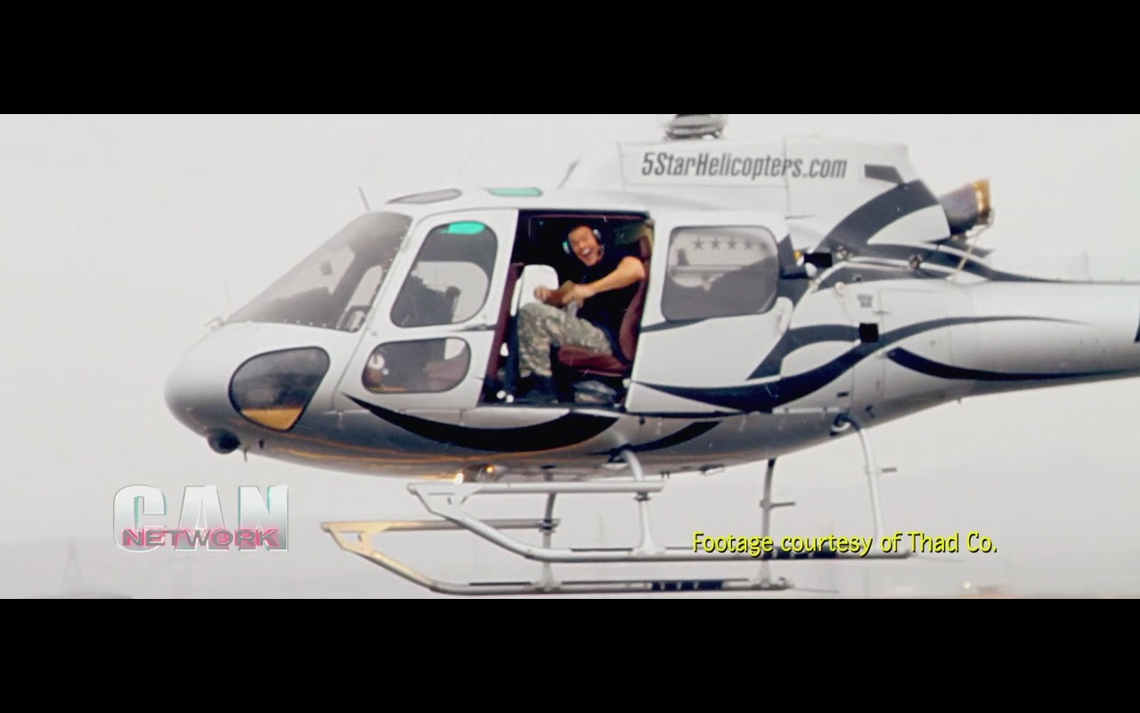 5 Star Grand Canyon Helicopter Tours - Blue Mountain State: The Rise of Thadland (2016) Movie Product Placement