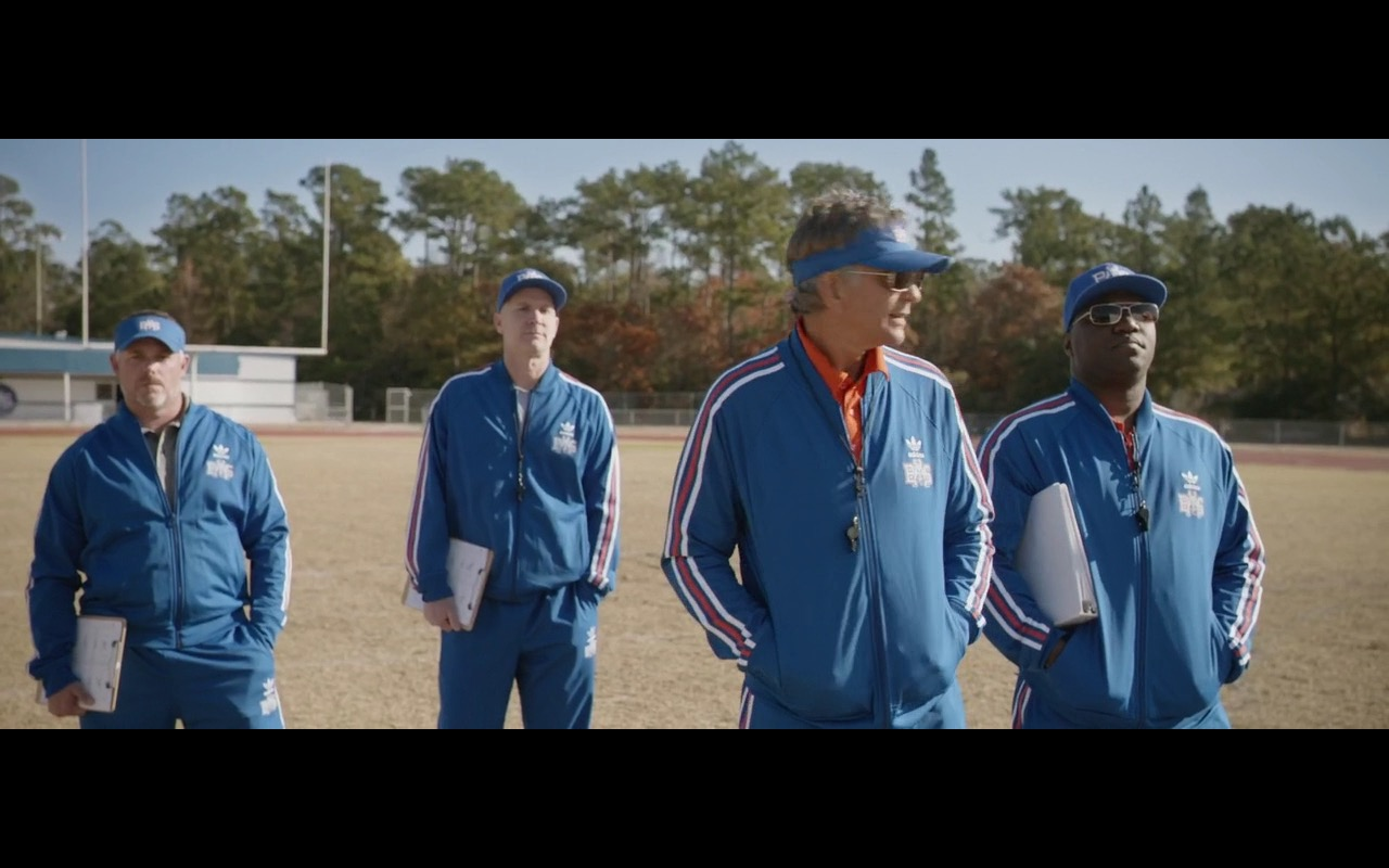 Adidas - Blue Mountain State: The Rise of Thadland (2016) - Movie Product Placement