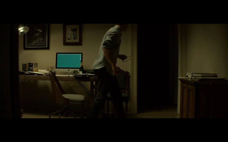 Apple iMac – Misconduct (2016) Movie Product Placement