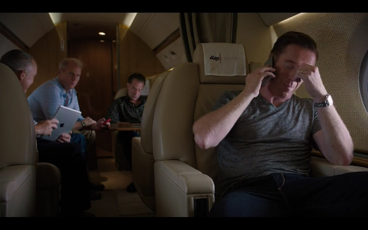 Apple iPad – Billions TV Show Product Placement