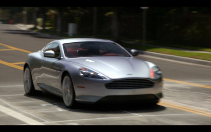 Aston Martin DB9 – Episodes (1)