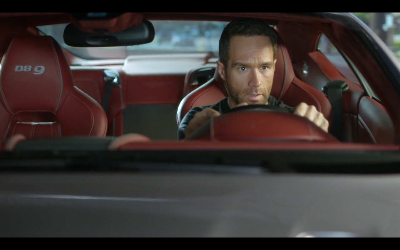 Aston Martin DB9 - Episodes - TV Show Product Placement