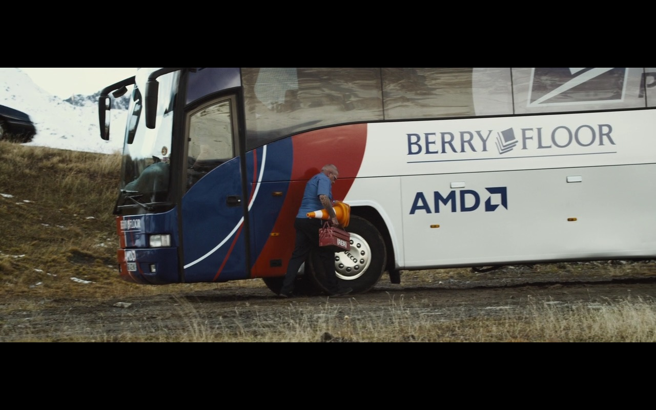 Berry Floor and AMD – The Program (2015) Movie Product Placement