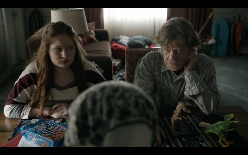 Chips Ahoy! - Shameless TV Show Product Placement