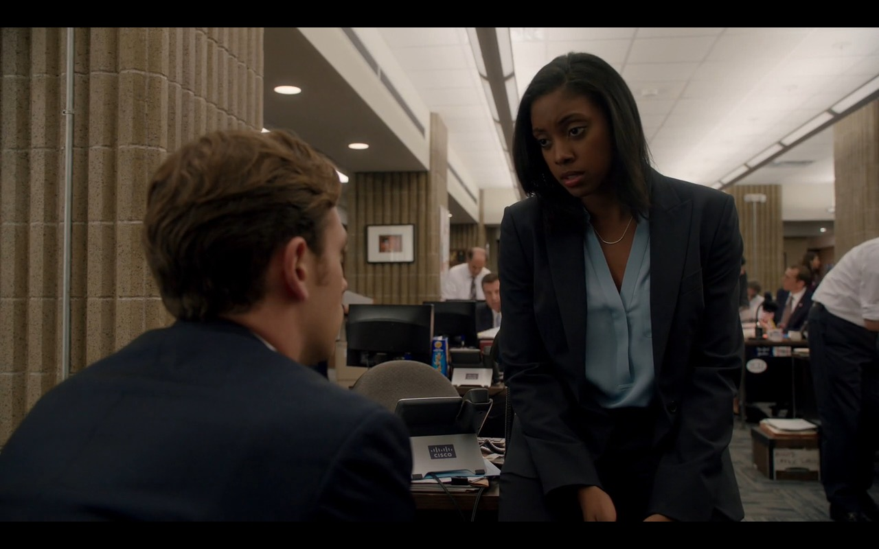 Cisco Systems Phone - Billions - TV Show Product Placement
