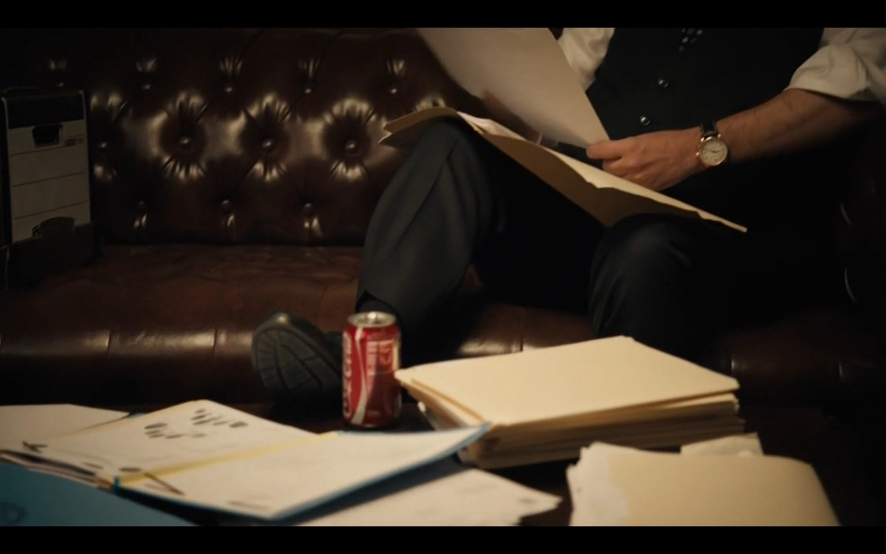 Coca-Cola – Billions TV Show Product Placement