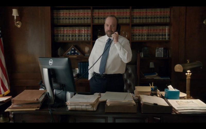 DELL Monitor – Billions TV Show Product Placement