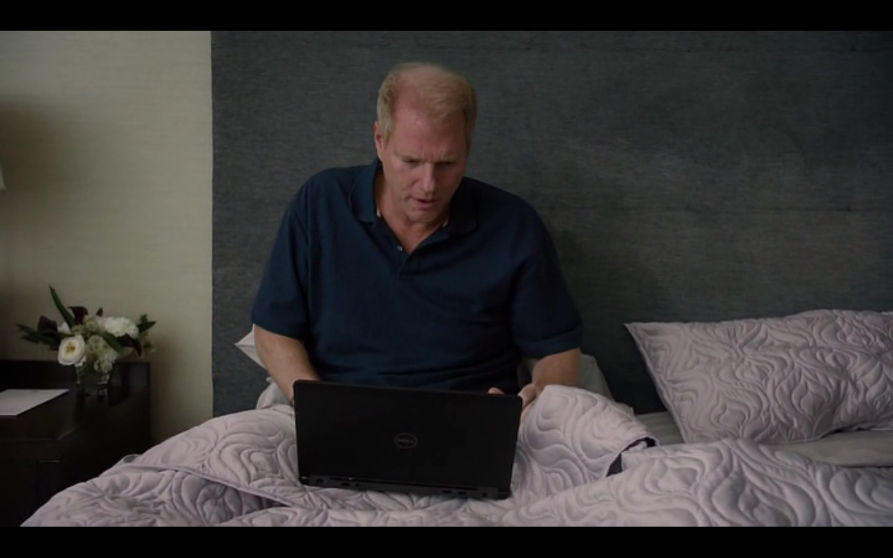 Dell Notebook - Billions TV Show Product Placement