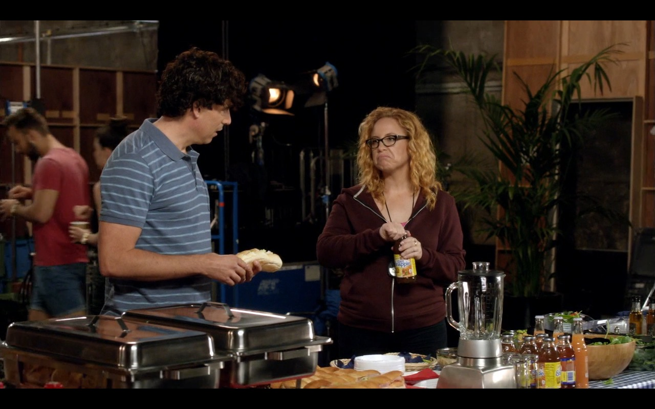 Diet Lemon Tea by Snapple - Episodes - TV Show Product Placement