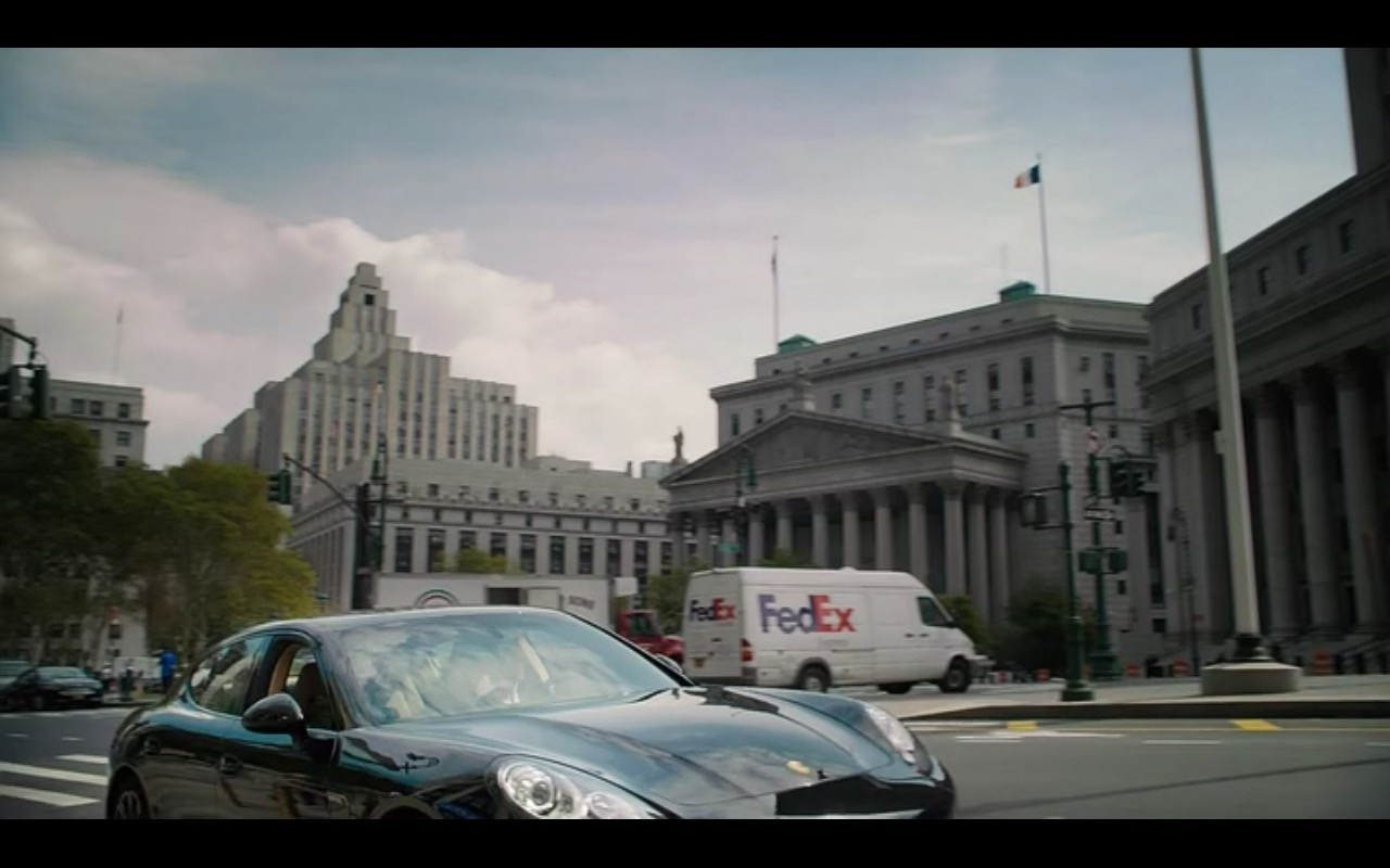 FedEx – Billions TV Show Product Placement