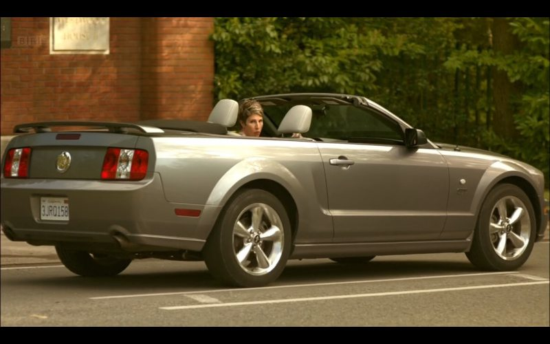 Ford Mustang GT – Episodes TV Show Product Placement