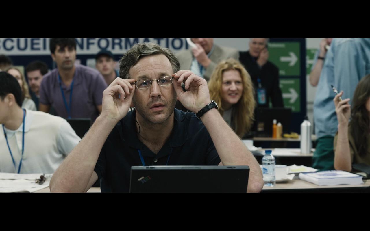 IBM ThinkPad – The Program (2015) Movie Product Placement