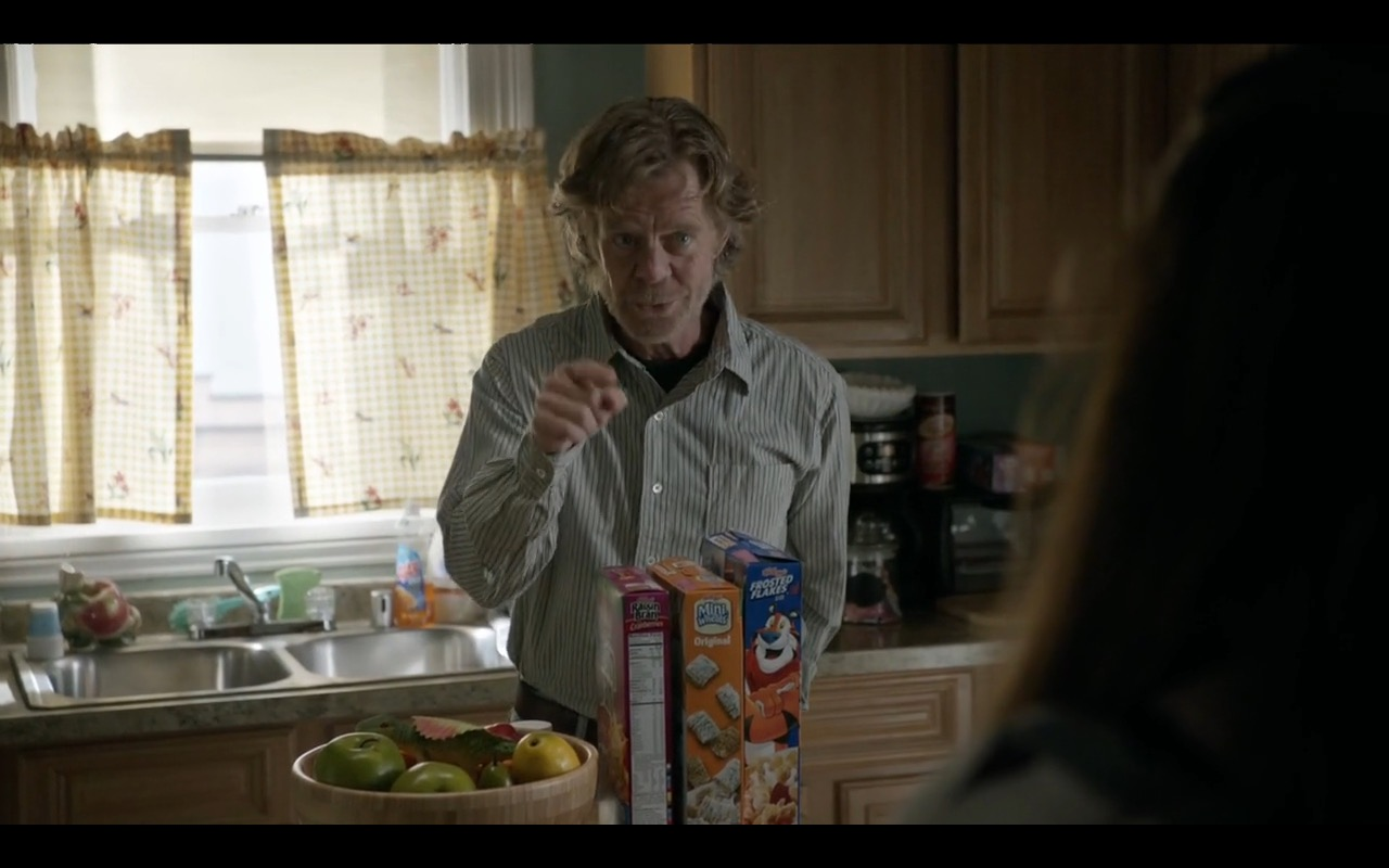Kellogg's – Shameless TV Show Product Placement