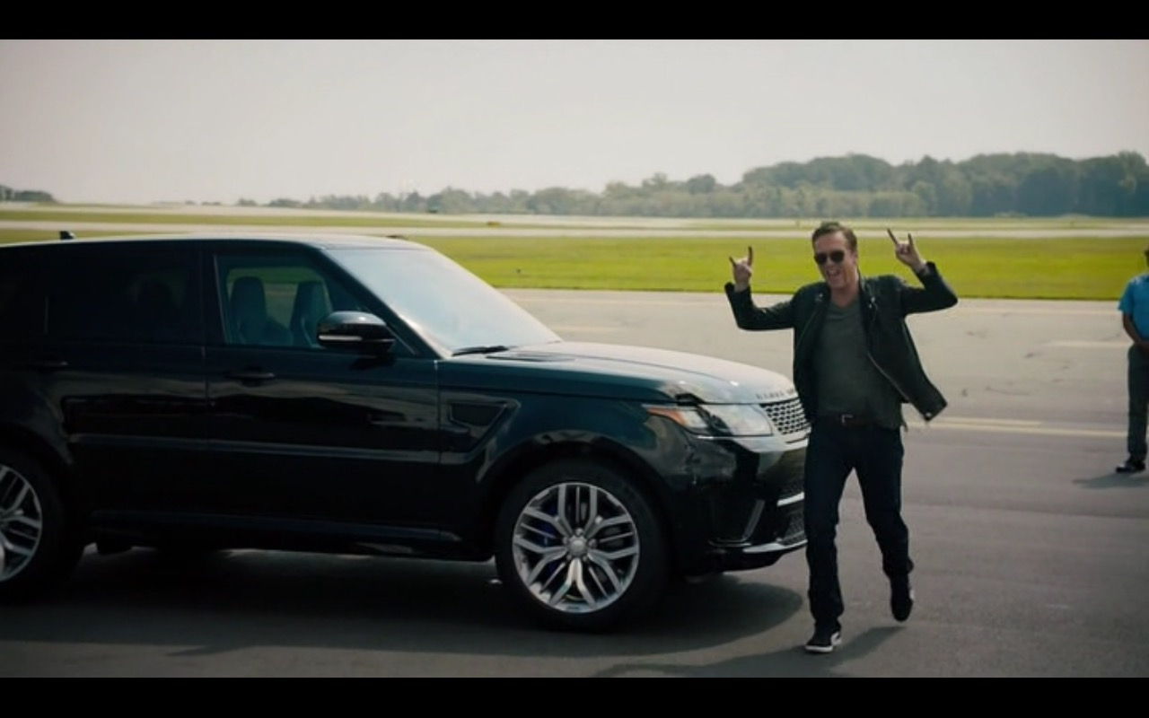 Land Rover Billions Tv Show