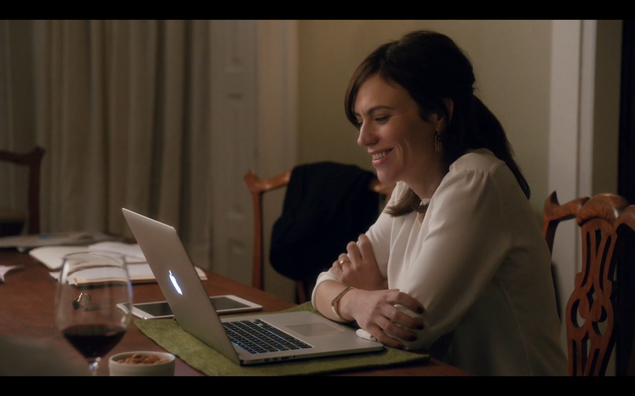 MacBook and iPad – Billions TV Show Product Placement