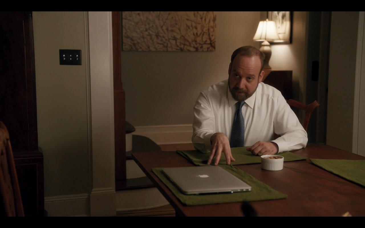 Macbook Pro – Billions TV Show Product Placement