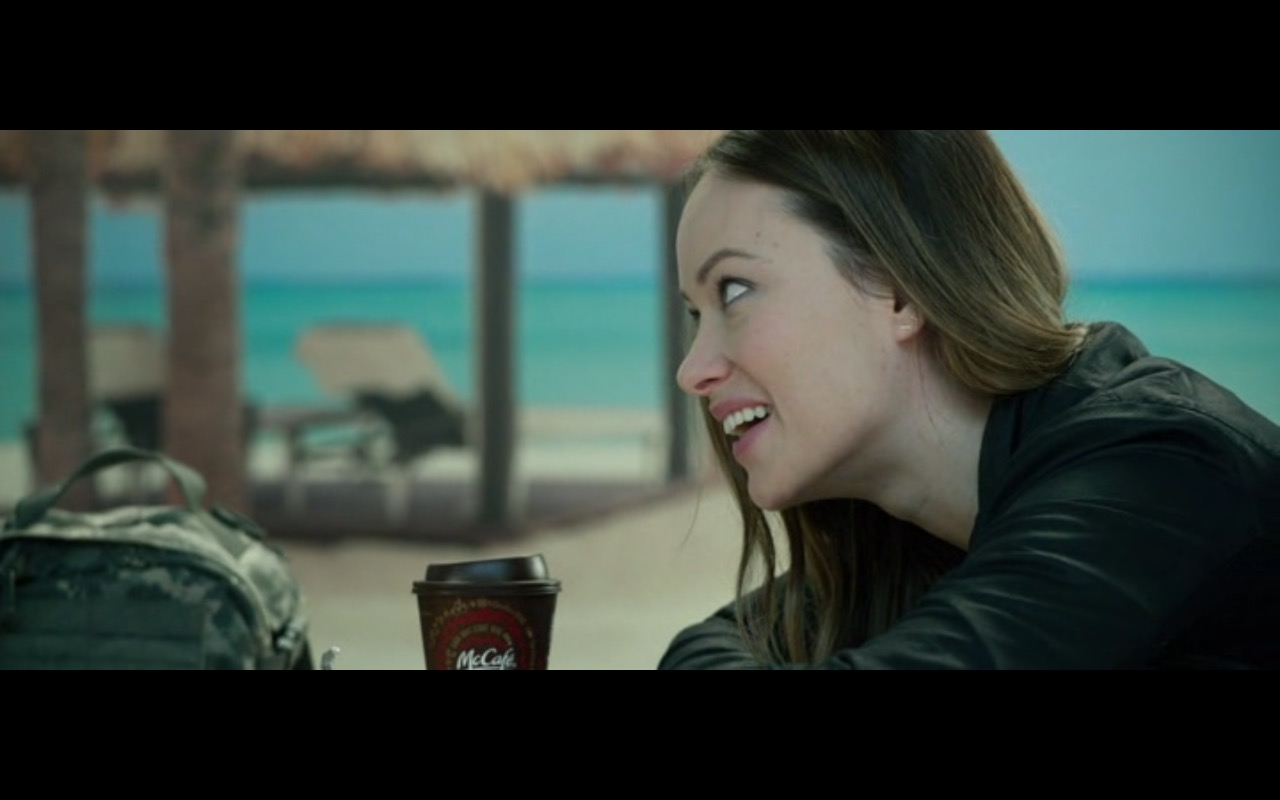 McCafé - Love the Coopers (2015) Movie Product Placement