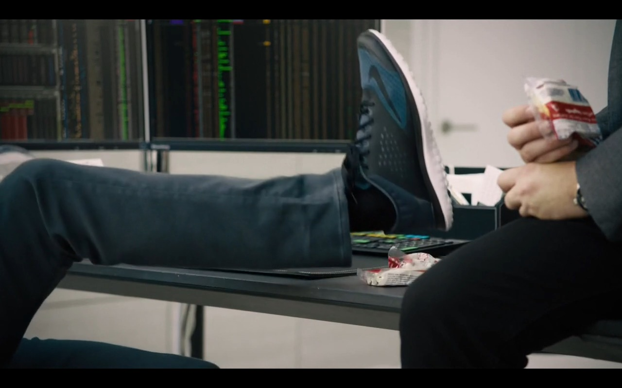 Nike Sneakers - Billions TV Show Product Placement